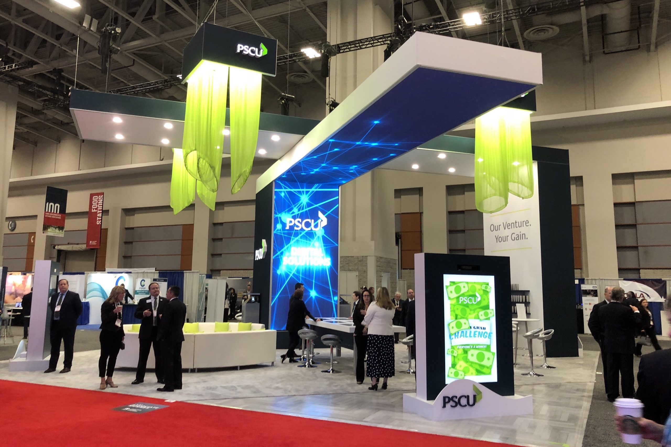 Exhibit Trade Show Booth